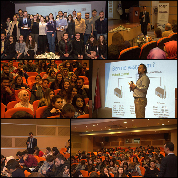 ERP Awareness Day for Industrial Engineers at Istanbul Aydın University