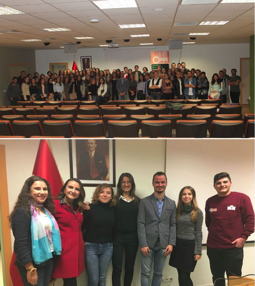 The 9th En-ERP Event was Held at Kocaeli University