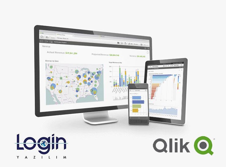 Login Software has Agreed with BI Technology, the Exclusive Turkish Distributor of Qlik Company, the Leader in Business Intelligence Industry