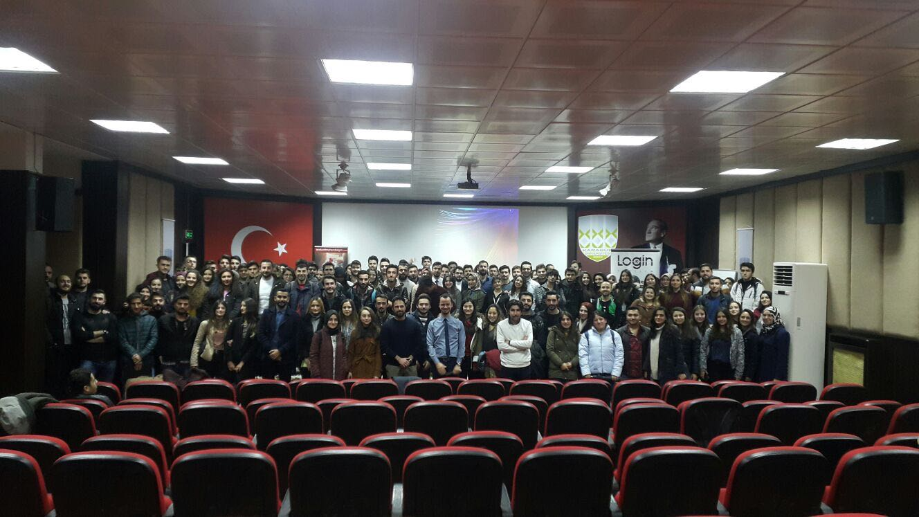 The En-ERP-11 was Held at The Karabük University