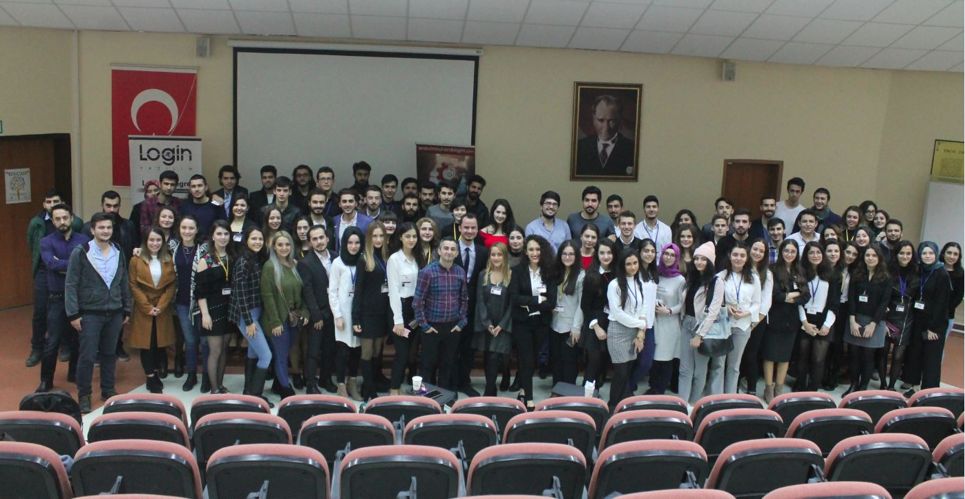 En-ERP 14 has been Launched at The Istanbul University