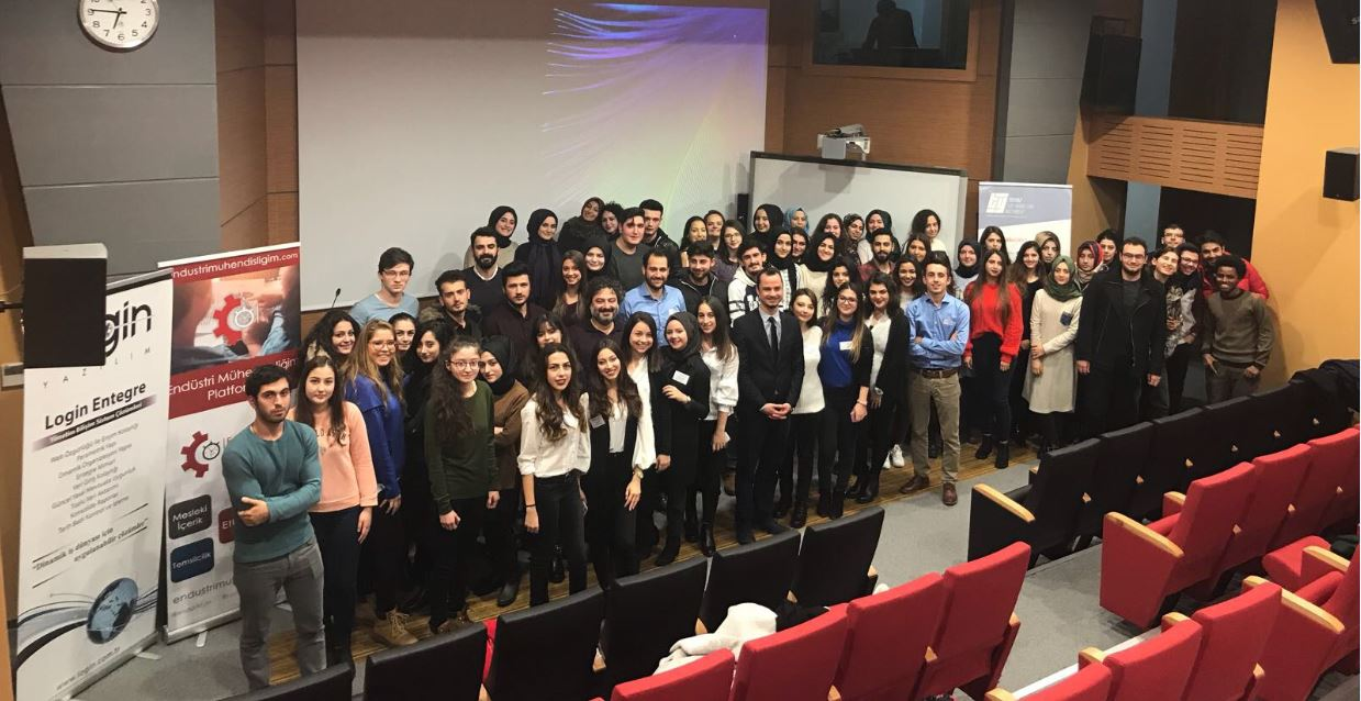 En-ERP 16 has been Launched at The Üsküdar University