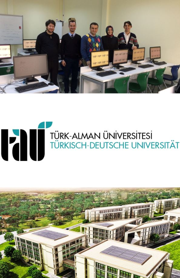 Login ERP Laboratory was Established in Turkish-German University