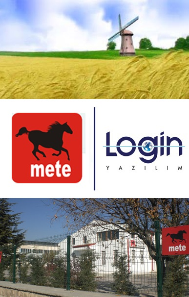 Kayseri Based Mete Food has also Chosen Login ERP