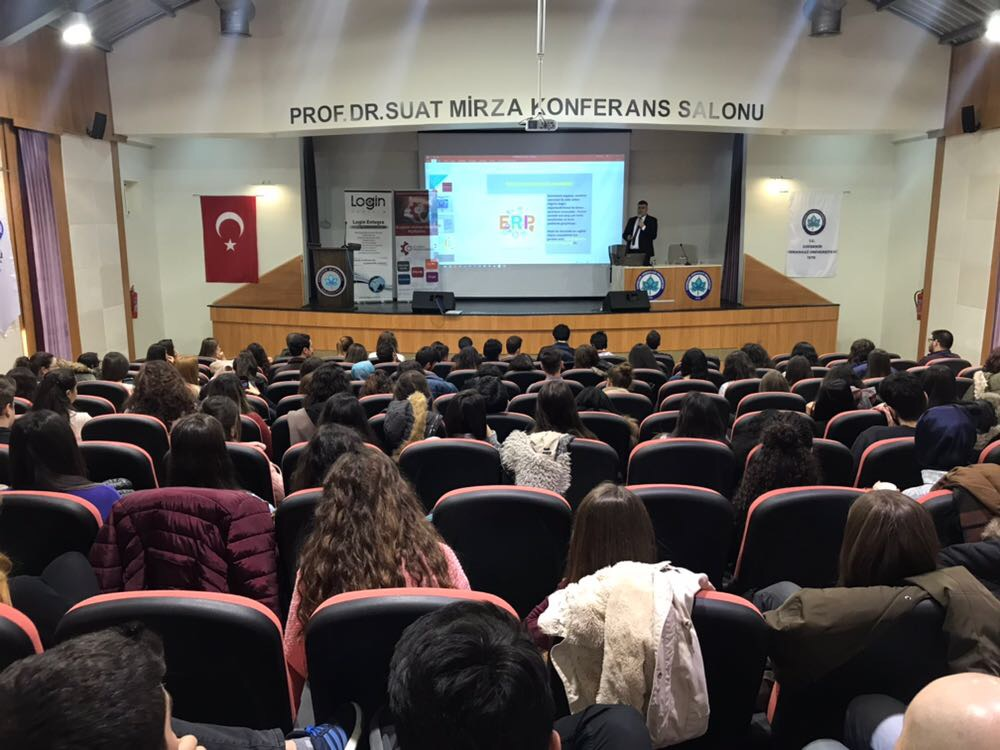En-ERP 17 has been Launched at The Eskişehir Osmangazi University