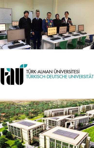 Türk-Alman Üniversitesi'ne Login ERP Laboratuvarı Kuruldu