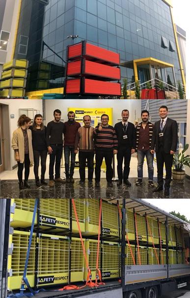 Türk-İsveç Ortaklı Omsa Metal ve Safety Respect de Login ERP'yi Tercih Etti