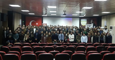 The En-ERP 11 was Held at The Karabük University