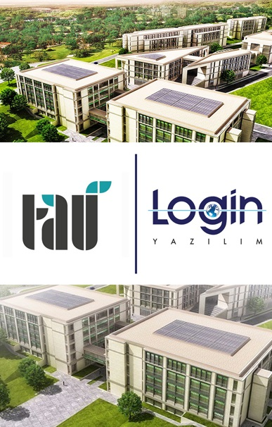 Collaboration Between Turkish-German University and Login Software