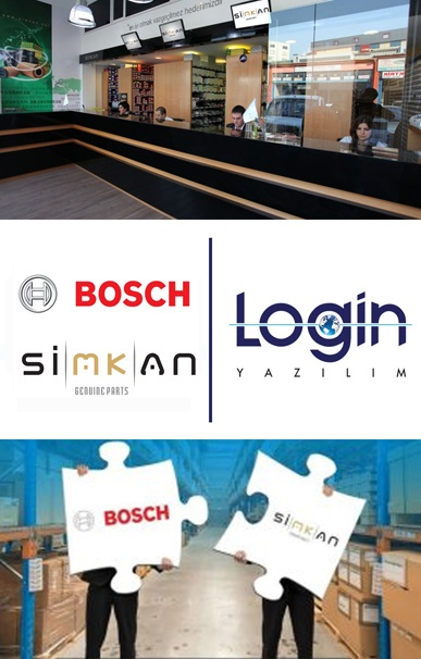 Simkan and Login started Inventory Integration Project with BOSCH