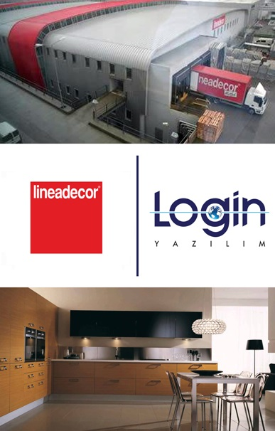 Lineadecor invested to the Future with Login ERP