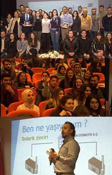 İstanbul Aydın Üniversitesinde Endüstri Mühendislerine Özel ERP Farkındalık Günü