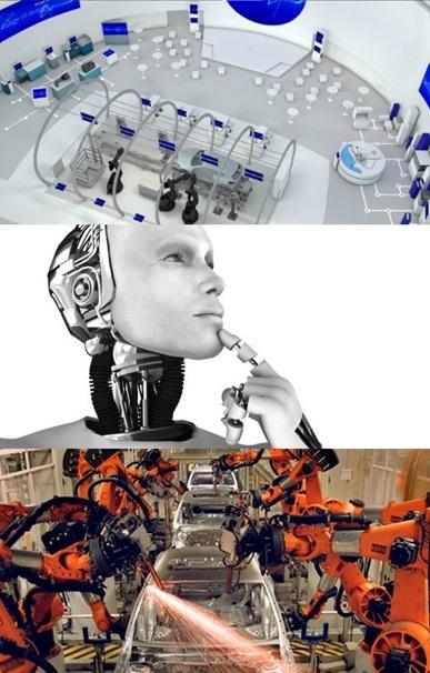 Geleceğin Fabrikaları (FoF), Makine-İnsan ve Verinin Dansı