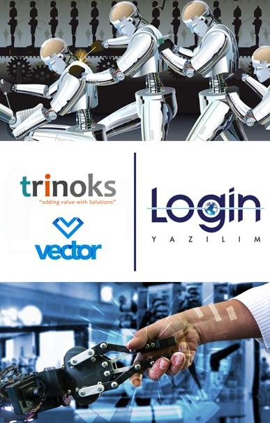 Endüstri 4.0 Enerjisi ile Login ve Vector İş Ortaklığı