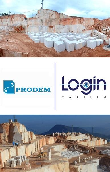 Maden ve Mermer Sektöründen Prodem Login ERP'yi Tercih Etti