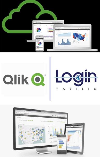 Login Yazılım, İş Zekası Sektörü Lideri Qlik Firmasının Türkiye Tek Distribütörü BI Technology ile Anlaşma Sağladı