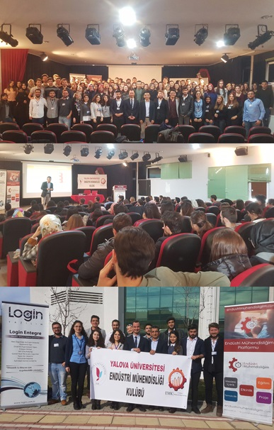 The En-ERP-12 Took Place with Yalova University Industrial Engineering Club