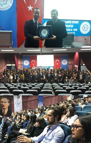 En-ERP 15 Alanya Alaaddin Keykubat Üniversitesi'nde Gerçekleşti