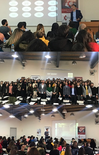 En-ERP 18 has been Launched at The Beykent University