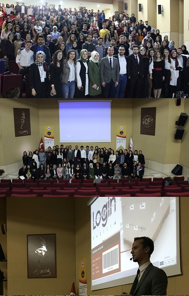 En-ERP 21 has been Launched at The Erciyes University