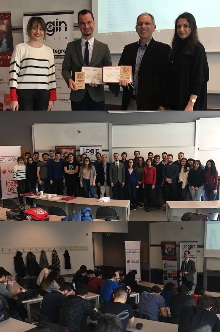 En-ERP 25 has been Launched at The Özyeğin University