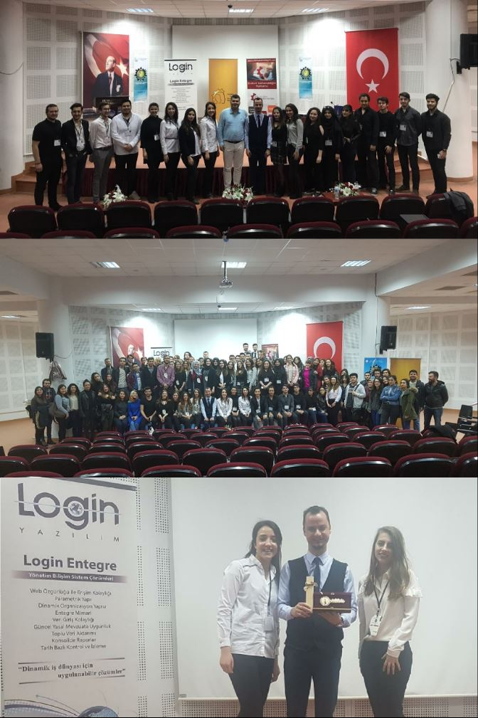 En-ERP 26 has been Launched at The Dumlupınar University