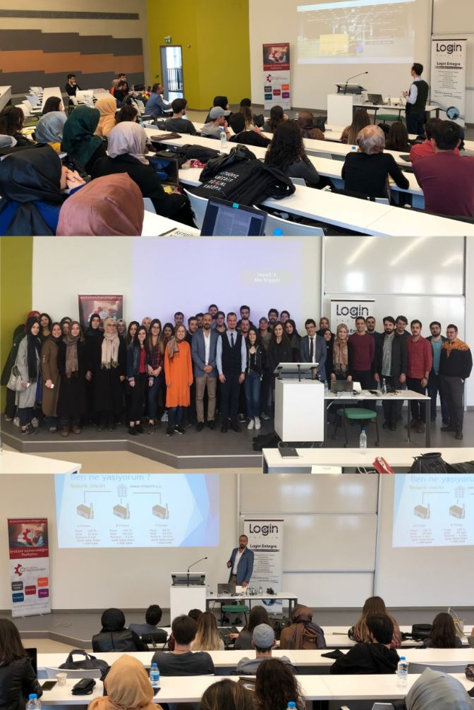 En-ERP 27 has been Launched at The Istanbul Sehir University