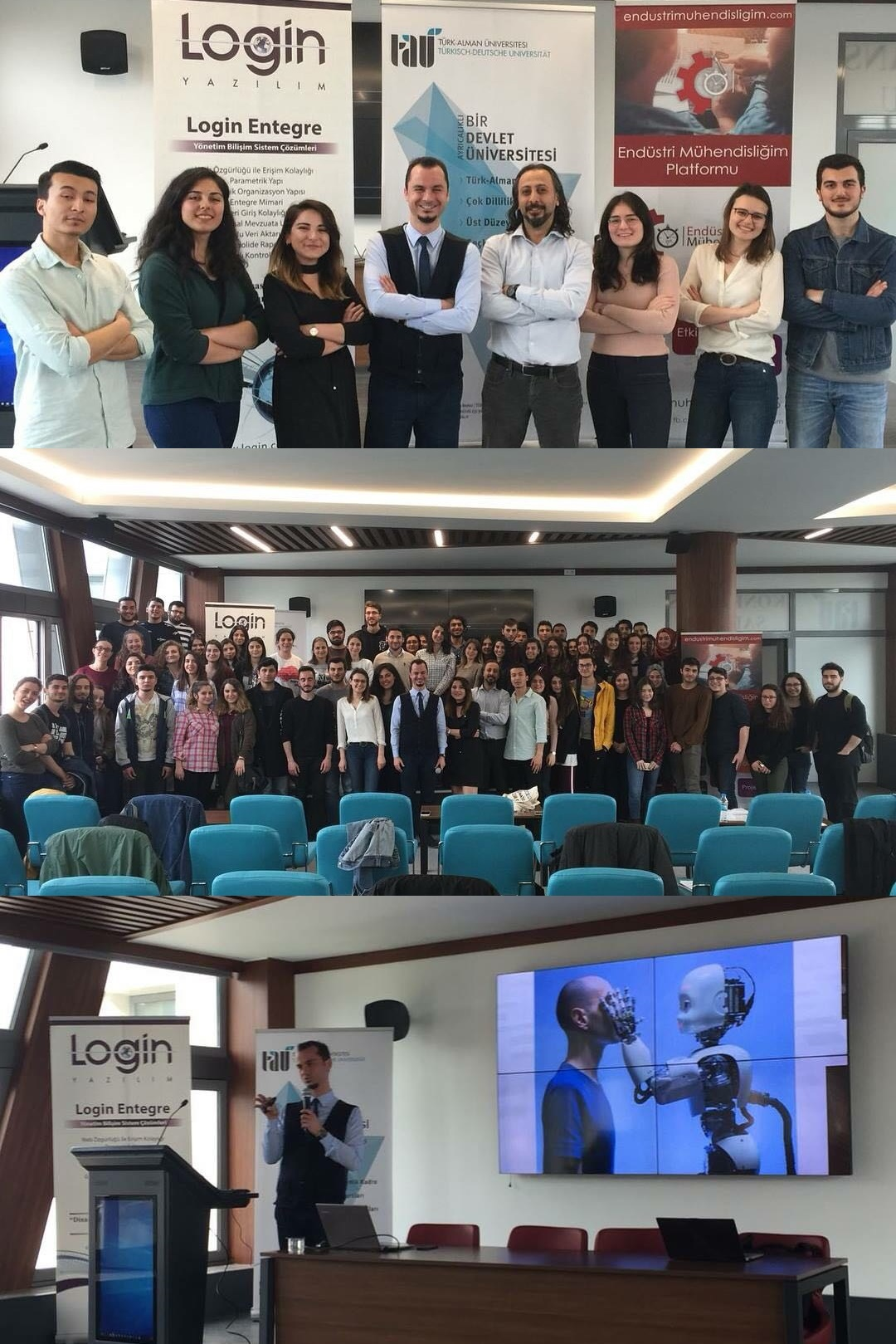 En-ERP 28 has been Launched at The Turkish-German University