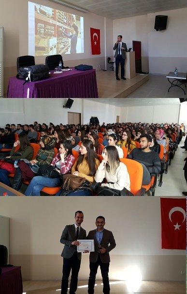 En-ERP 22 Aksaray Üniversitesi'nde Gerçekleşti