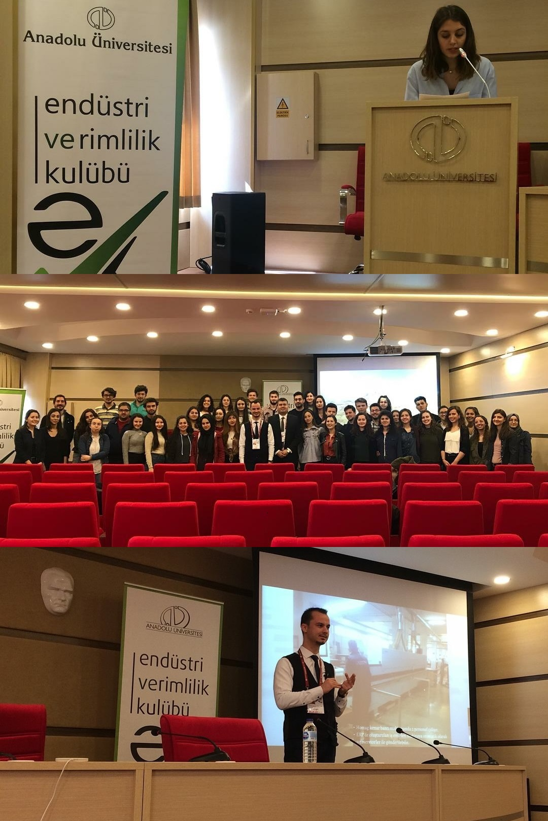 En-ERP 30 has been Launched at The Anadolu University