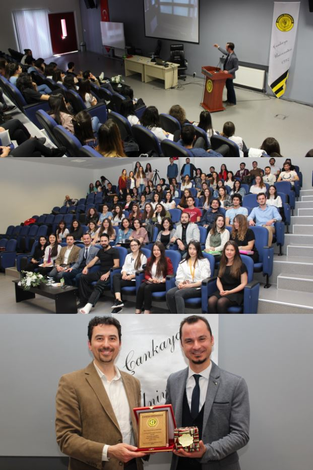 En-ERP 31 has been Launched at The Çankaya University