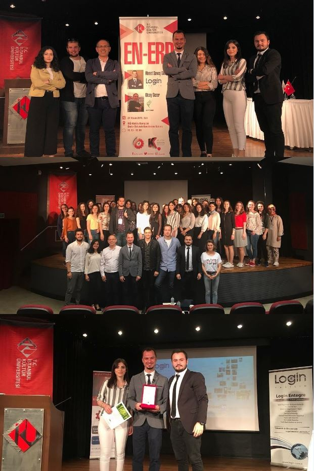En-ERP 32 has been Launched at The Istanbul Kültür University