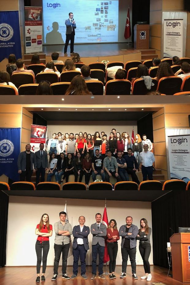 En-ERP 33 has been Launched at The Istanbul Aydın University