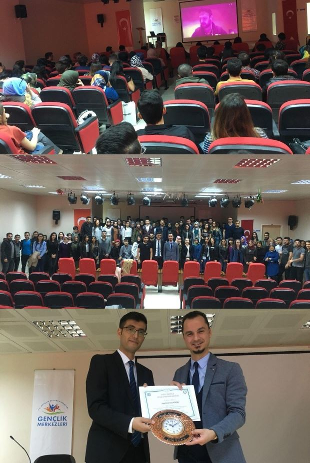 En-ERP 39 has been Launched at The Bayburt University