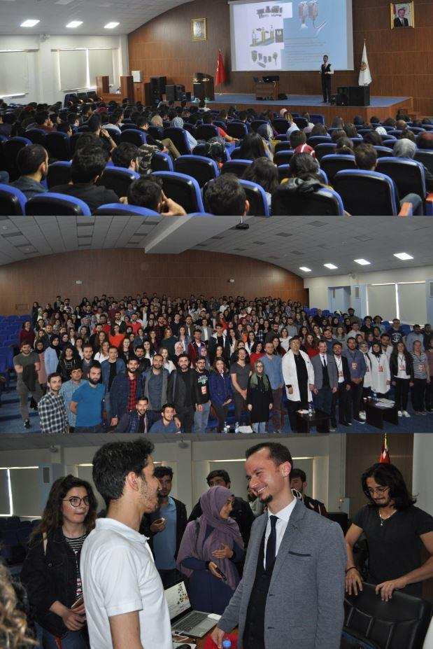 En-ERP 38 Erzurum Atatürk Üniversitesi'nde Gerçekleşti
