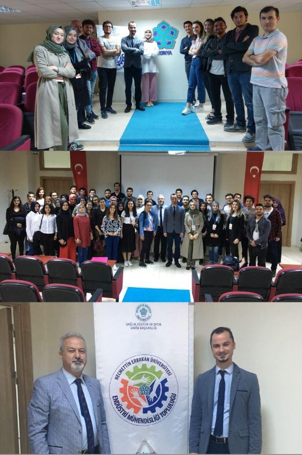 En-ERP 37 Konya Necmettin Erbakan Üniversitesi'nde Gerçekleşti