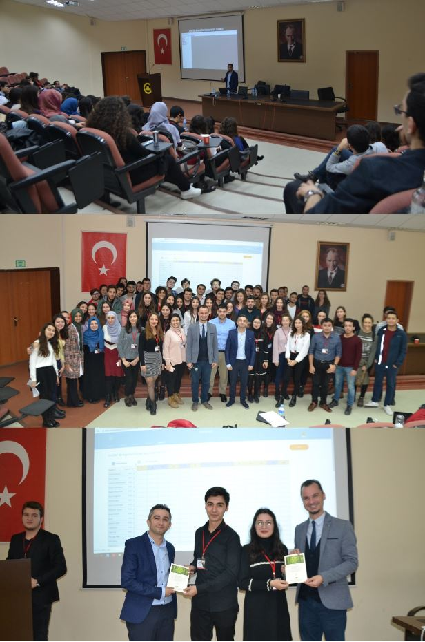 En-ERP 40 has been Launched at The Istanbul University