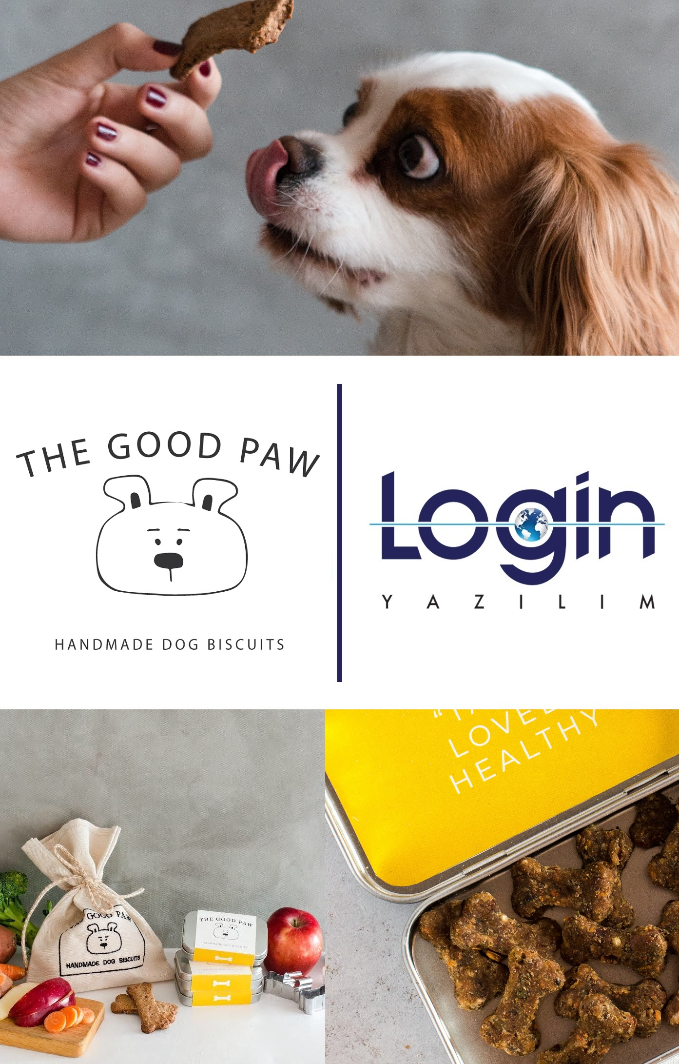The Good Paw will Ensure Food Traceability with Login ERP as Well