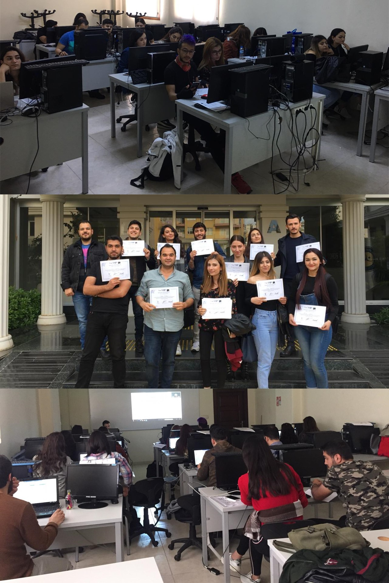 Introduction to ERP Training was Held Online in Toros University