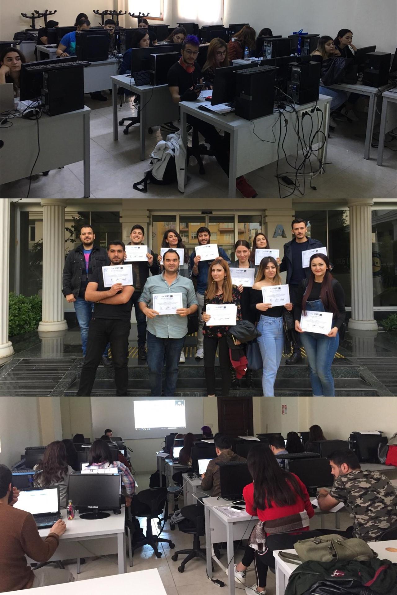 ERP'ye Giriş Eğitimi Online Olarak Toros Üniversitesi'nde Gerçekleşti
