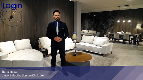 Login ERP Customer Experience - Ömür Demir, Lazzoni Furniture