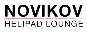 Novikov Helipad Lounge